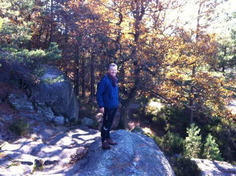"""""""Ut på tur, aldri sur"""" is a Norwegian saying - """"You'll never be grumpy on a hike"""""""
