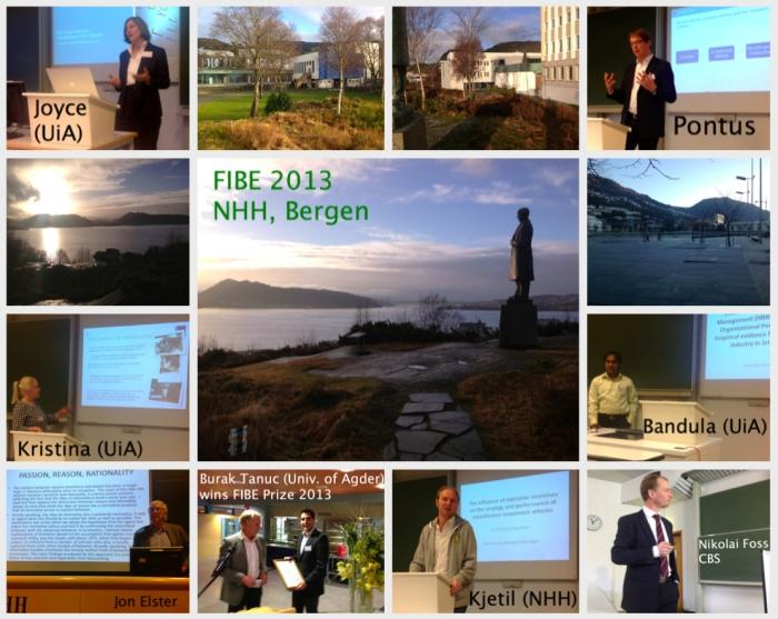 Besök och konfererande iBergen