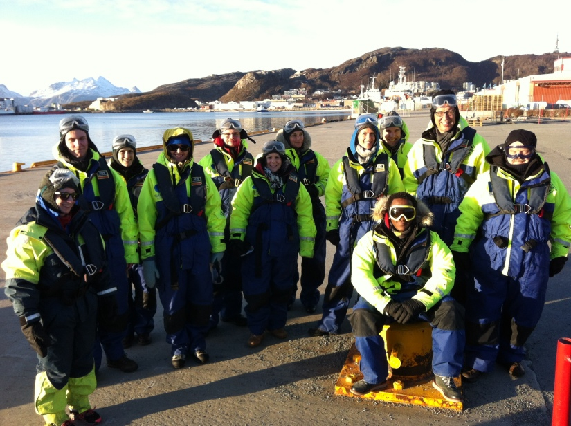 Saltstraumen and Foundations of entrepreneurship in Bodø, Norway