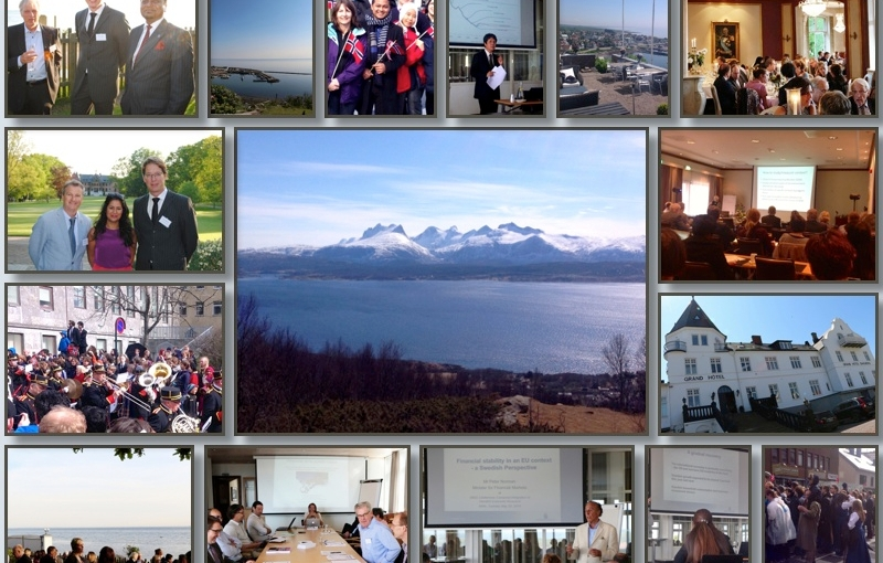 From Bodø in the north to Mölle in thesouth