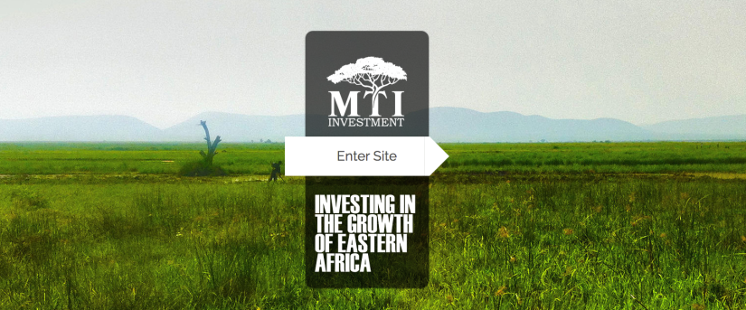 MTI Investment, investing in the growth of Eastern Africa